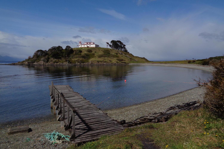 Faro San Isidro near Punta Arenas