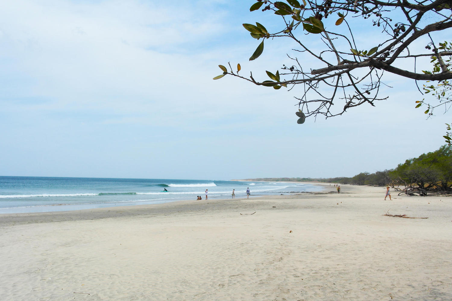 Avellanas beach, Nicoya Peninsula