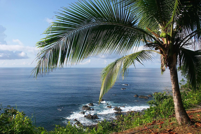 Cano Island off the Osa Peninsula, Costa Rica