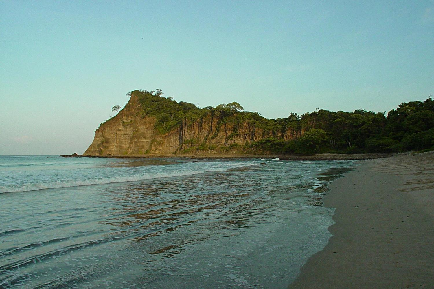 The beaches of Nicaragua's southern Pacific coast