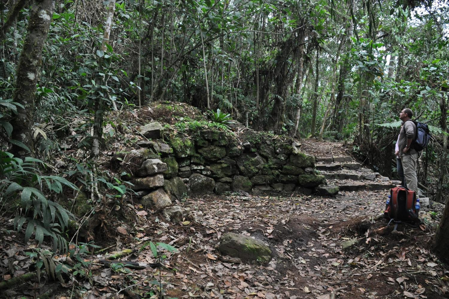 Archaeological remains still being uncovered in Kuielap