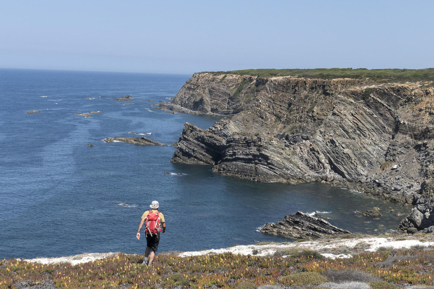 Walking the Rota Vicentina trail in Alentejo