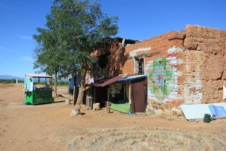 The Casa los Dioses near Astorga