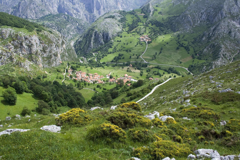 The shepherds village of Bejes.