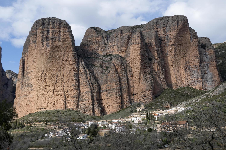 Beautiful village in Huesca