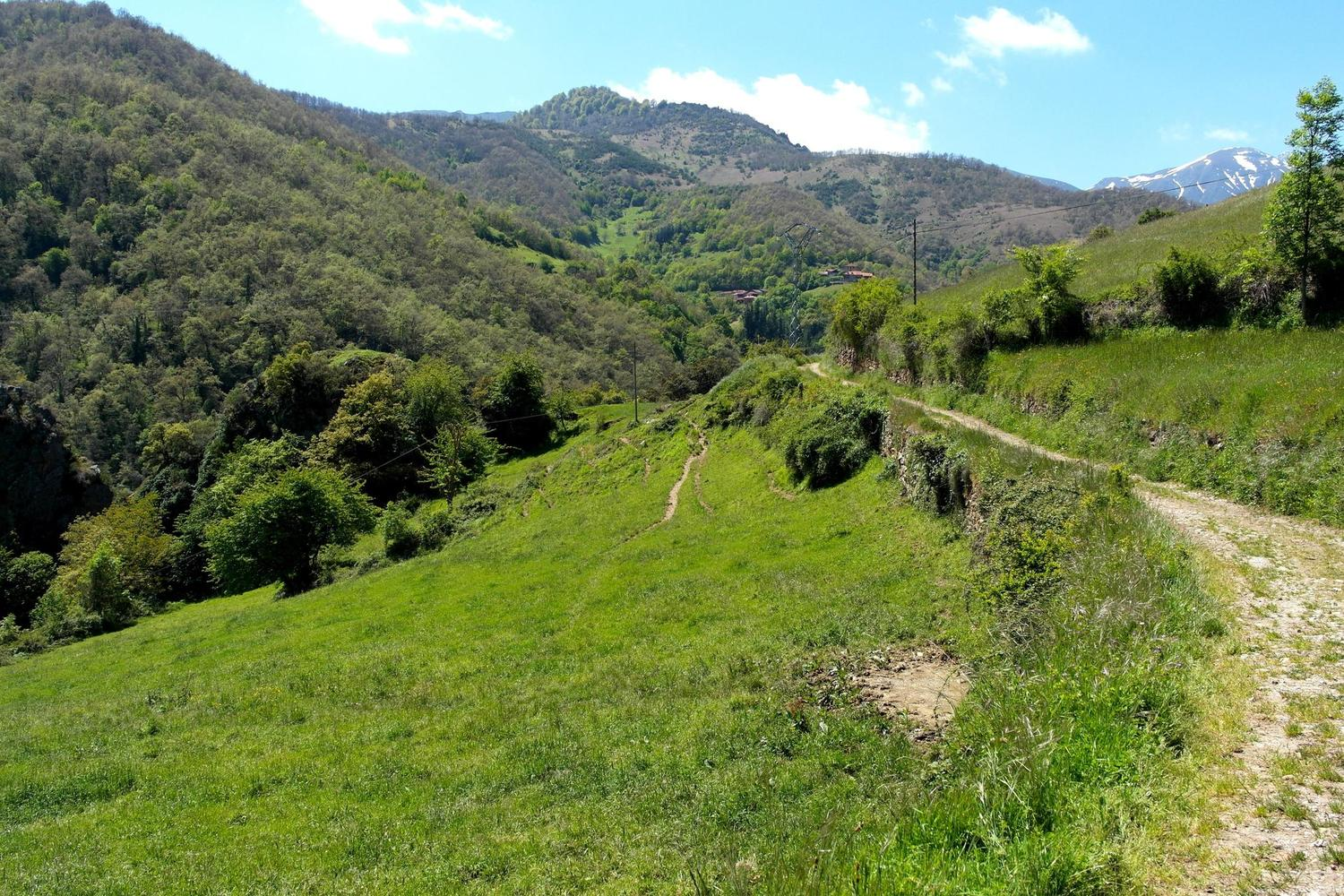 Picos inn to inn route is exclusive to Pura Aventura and therefore peaceful