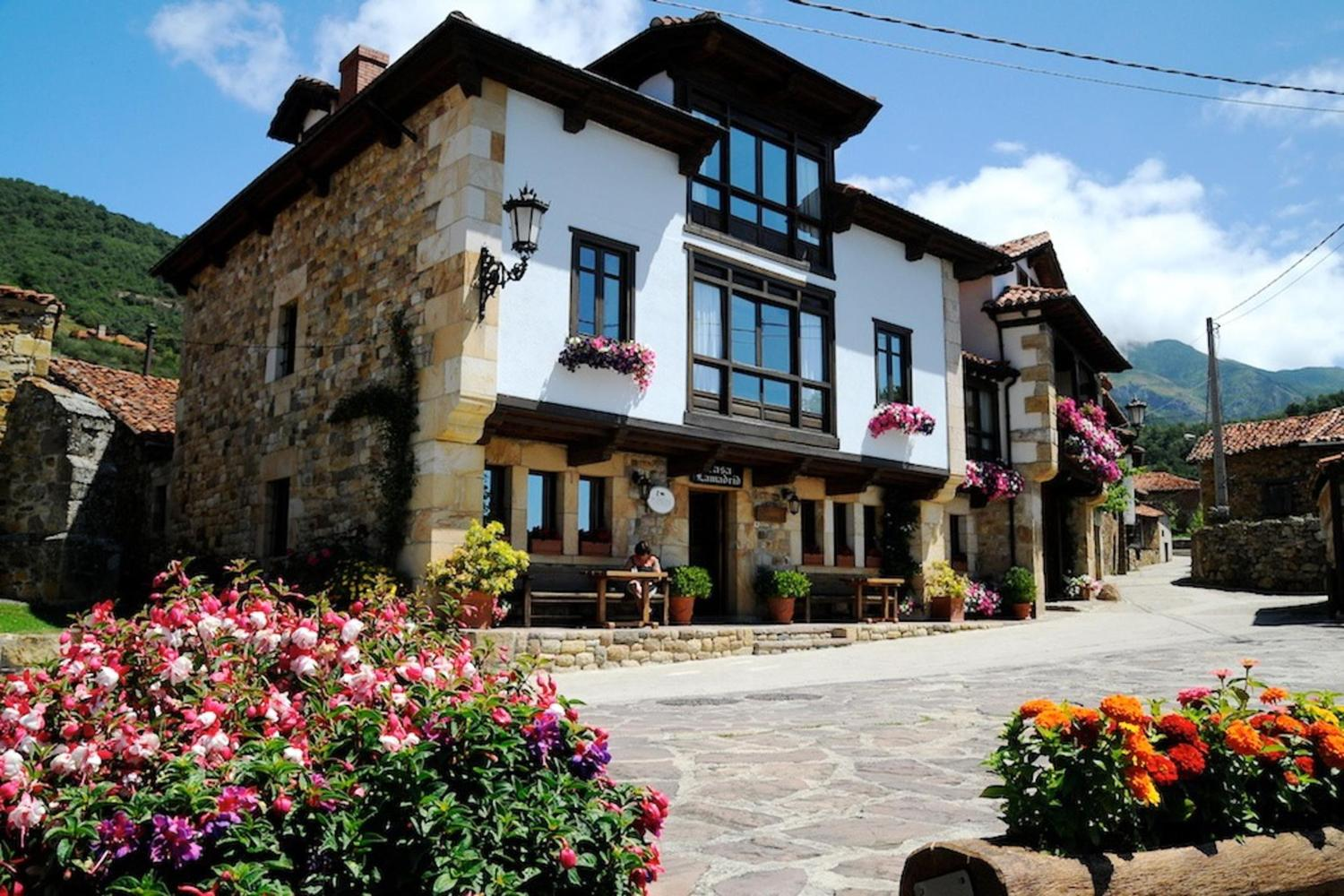 Stay in beautiful traditional inns across the Picos de Europa