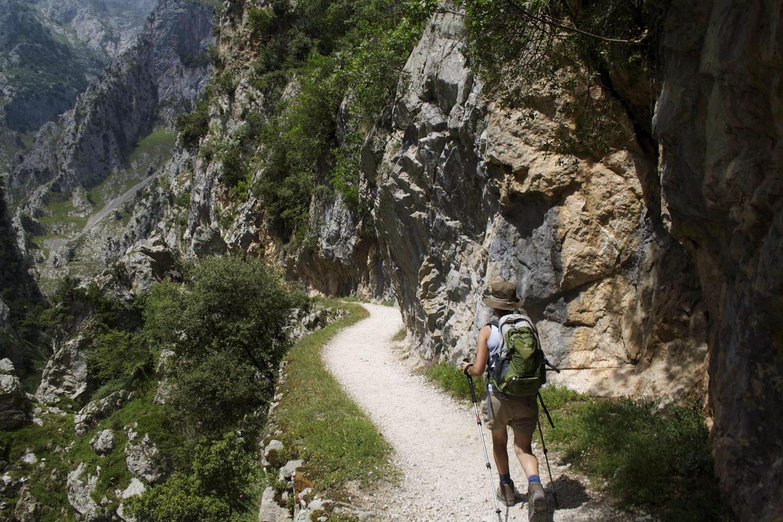 Walking the Cares Gorge, Picos de Europa