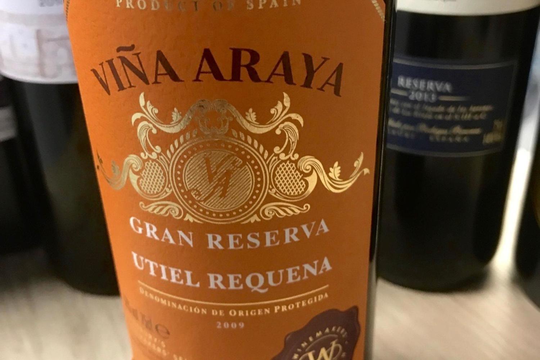 spain-wine-vina-araya-2009