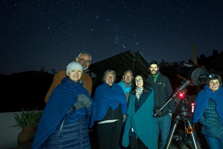 Stargazing at Casa Olea