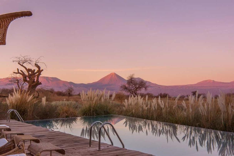 Sunsets at Tierra Atacama Hotel, Atacama Desert