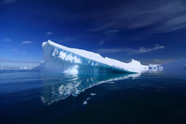 Antarctica iceberg reflection still waters c king ho yim