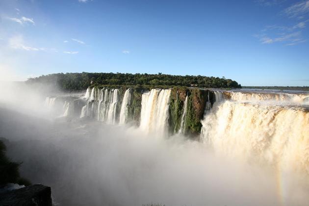 Argentina iguassu falls 2