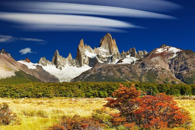 Argentina patagonia fitzroy