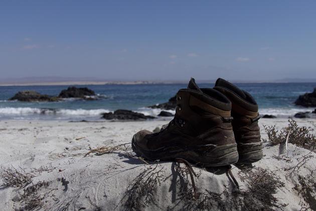 Chile atacama copiapo walking boots coast c thomas power pura aventura