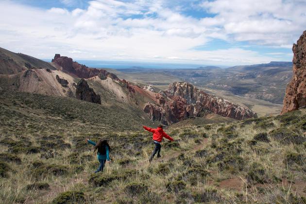 Chile carretera jeinemenireserve copyright aaron millar