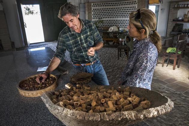 Portugal alentejo evora herdade do freixo alfredo