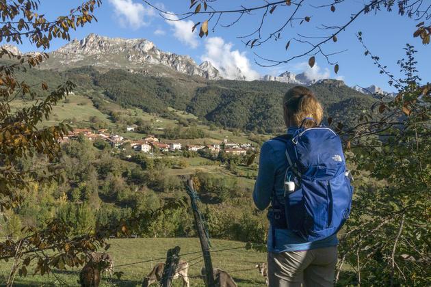 Spain cantabria picos de europa inn to inn day 3 pembes