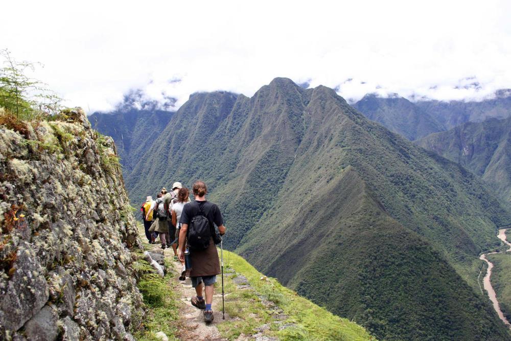 Peru inca trail walking the inca trail through the sacred valley20180829 76980 ws2dry