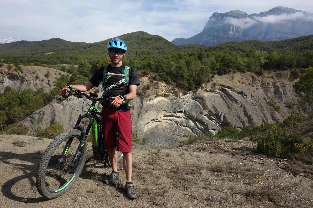 Spain aragon pyrenees ebike sergio guide