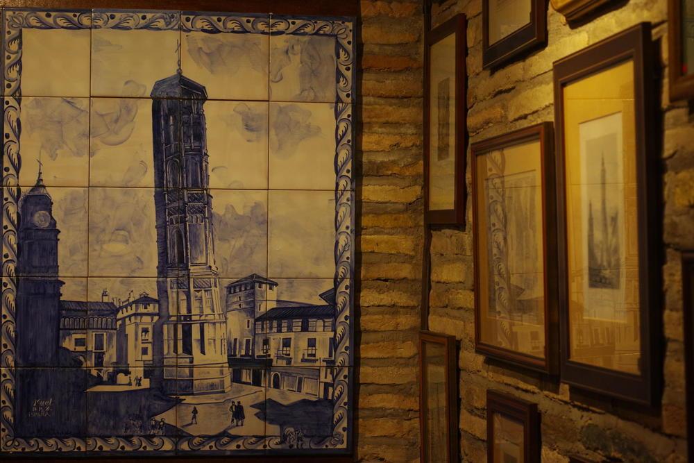 Spain zaragoza plaza san felipe museo de la torre c chris pura aventura4