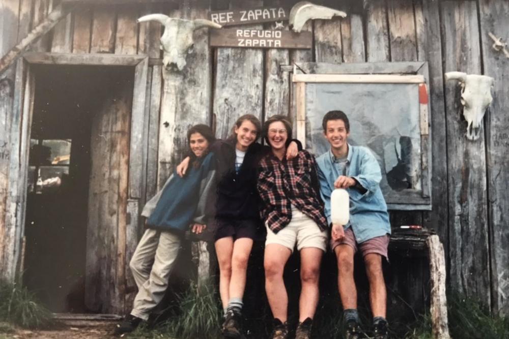 Tom torres del paine 1995