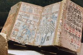 Mexico anthropology museum mayan codex