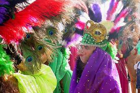 Nicaragua copyright jan strik hungaras traditional dance costumes