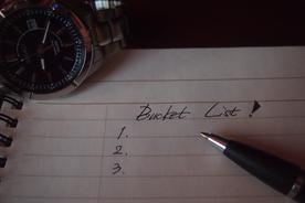 Pothole article list ticker