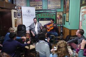 Spain andalucia cadiz jerez tabancos sherry wine bars flamenco