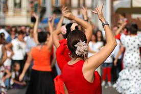 Spain andalucia flamenco in streets20180829 76980 1xtpmqa
