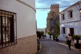 Spain andalucia sierra subbetica copyright pura aventura thomas power zuheros at sunset20180829 76980 pdmsjb