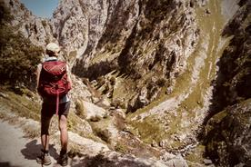 Spain picos de europa cares gorge 12