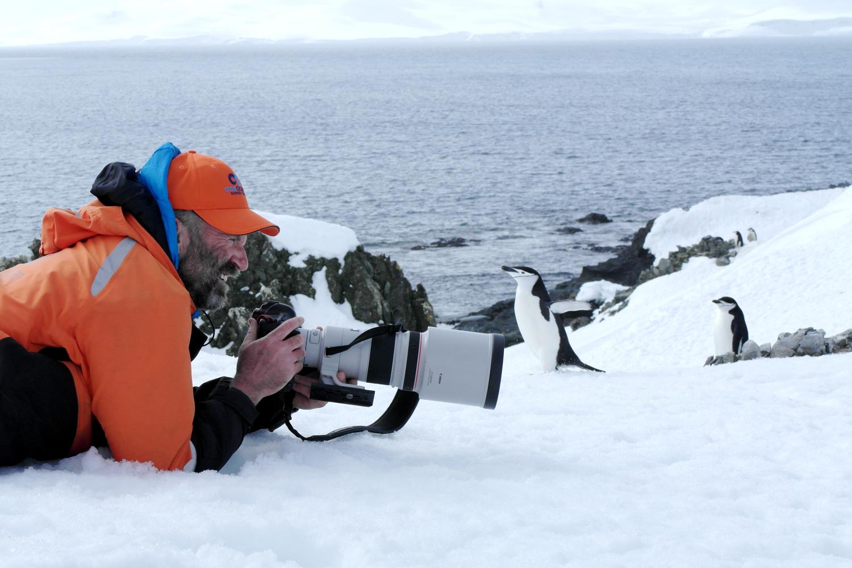 Antarctic photography