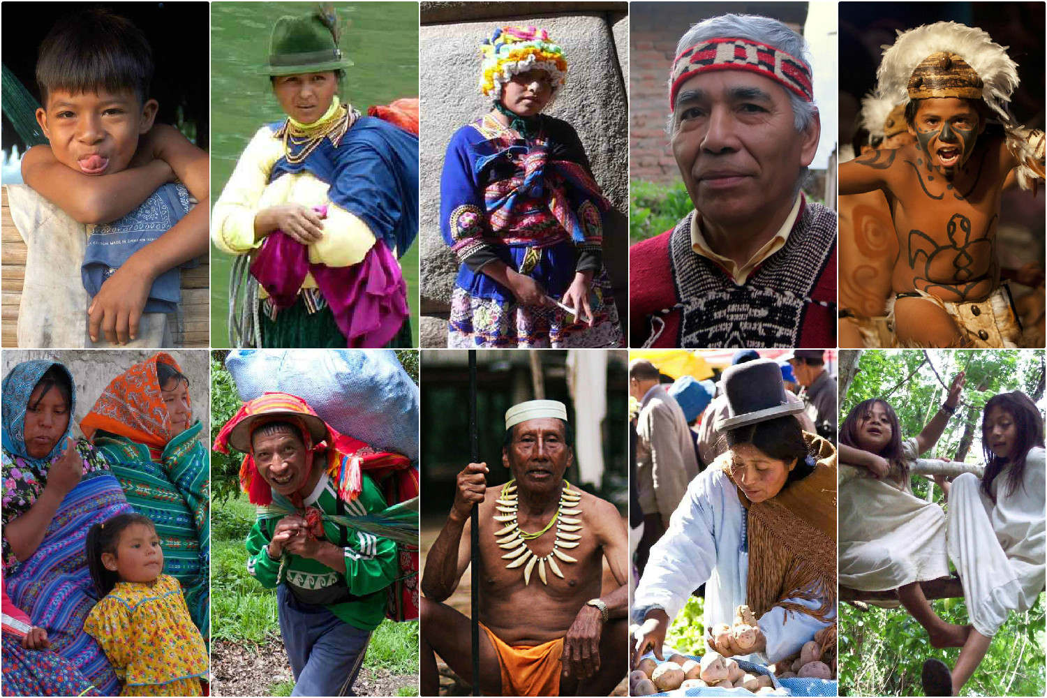 Indigenous People Latin America 63