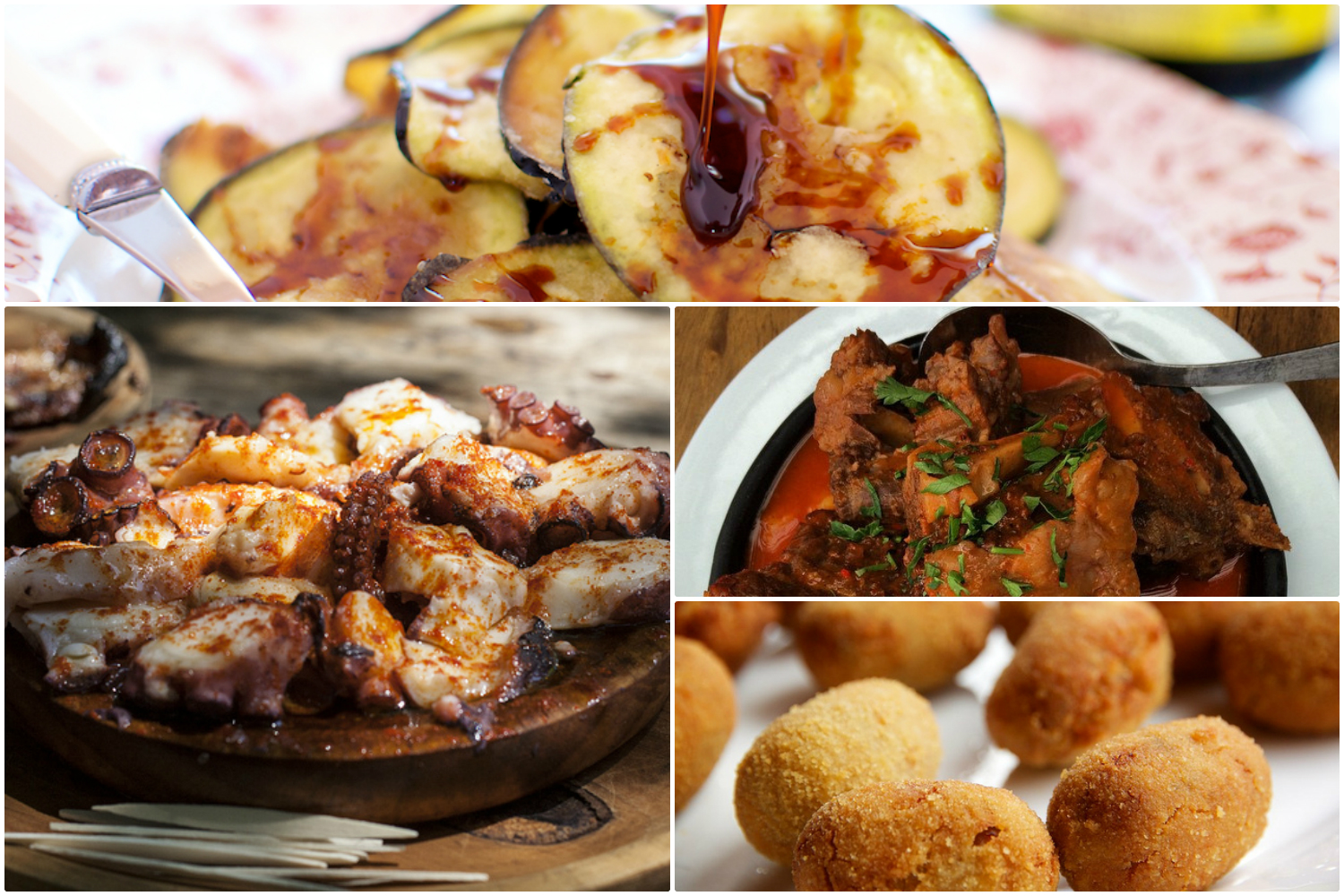 Our favourite Spanish dishes