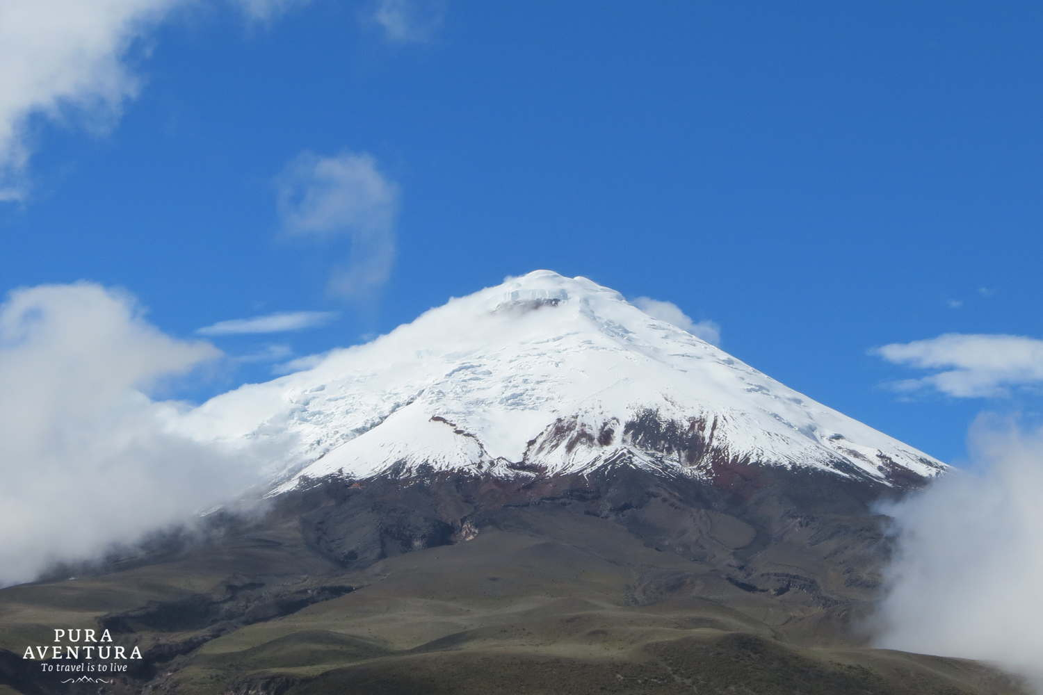 Cotopaxi clear