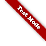Test mode ribbon