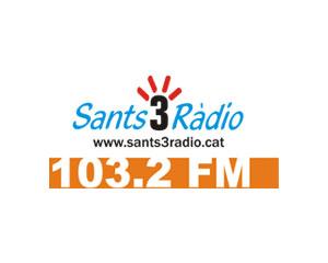 Sants 3 Radio 103.2 FM