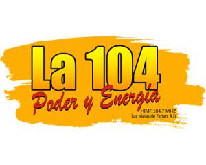 La 104.7 FM