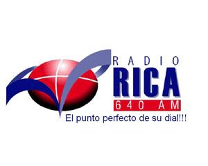 Radio Rica 640 AM
