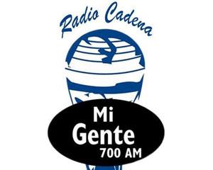 Radio Cadena Mi Gente 700 AM