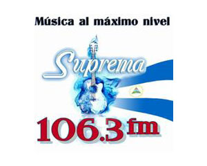 Suprema 106.3 FM