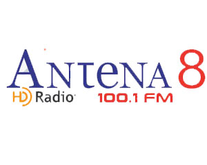 Antena 8 100.1 FM