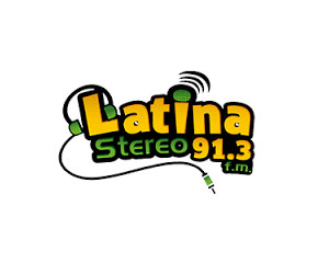Latina Stereo 91.3 FM