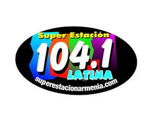 Super Estación Latina 104.1 FM