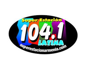 Super Estación Latina 104.1 FM