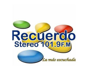 Recuerdo Stereo 101.9 FM