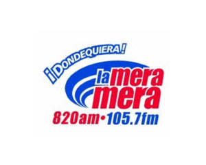 La Mera Mera 105.7 FM