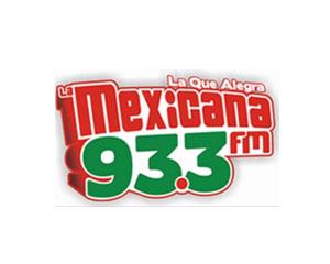 La Mexicana 93.3 FM